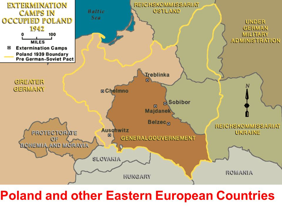 Poland and other Eastern European Countries