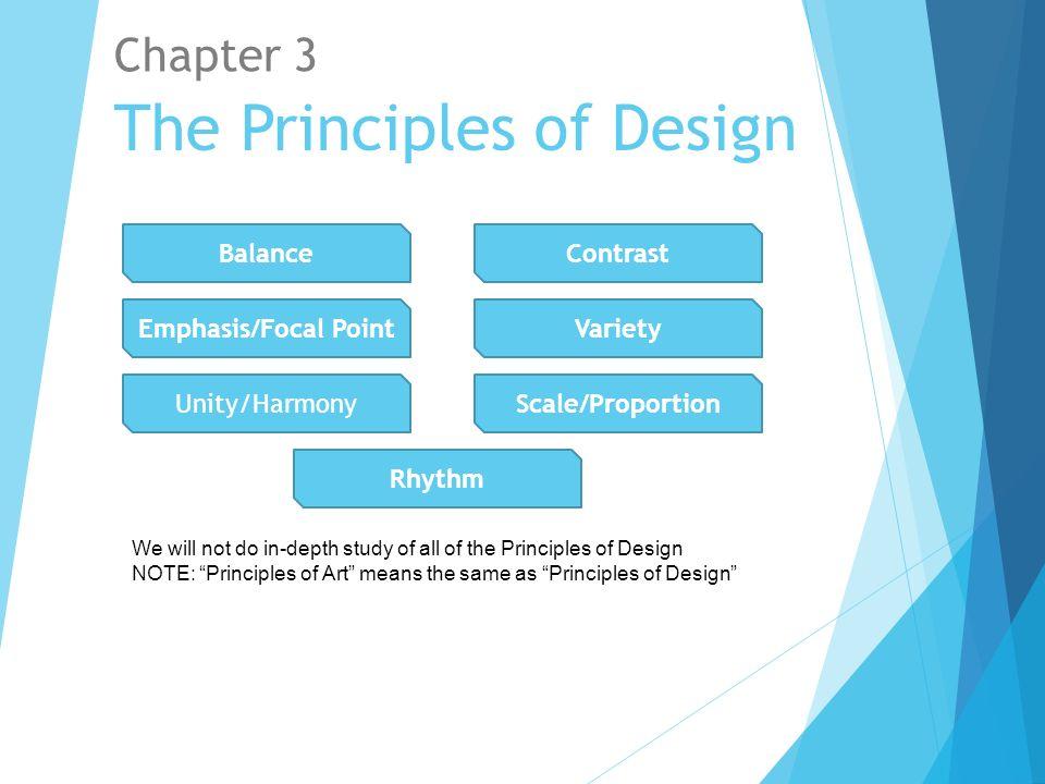 All Principles Of Design : The principles of design ppt video online download