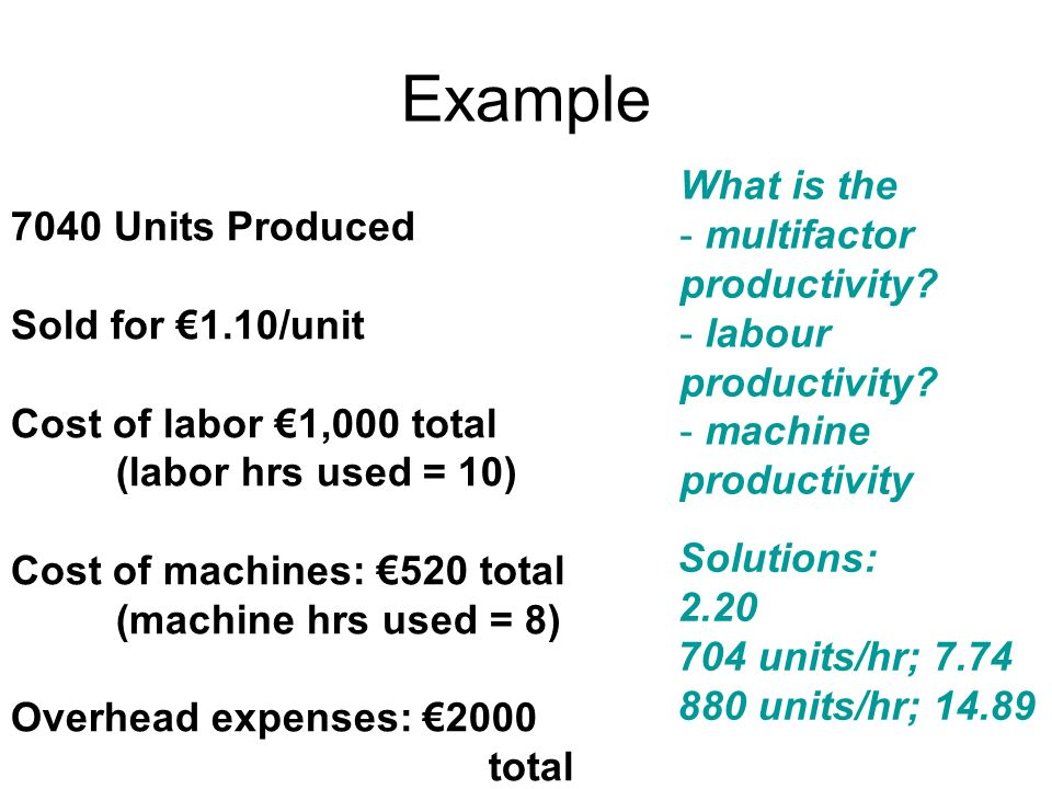 """factor effectting labour productivity Factors affecting construction labor productivity 1 1 introduction the measure of the rate at which work is performed is called """"productivity."""