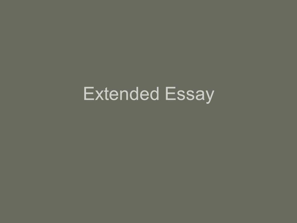 deutsch extended essay themen Extended essay topics in english 1 absatz essay-themen bretten (baden-württemberg) facharbeit einleitung beispiel deutsch expository essay outline.