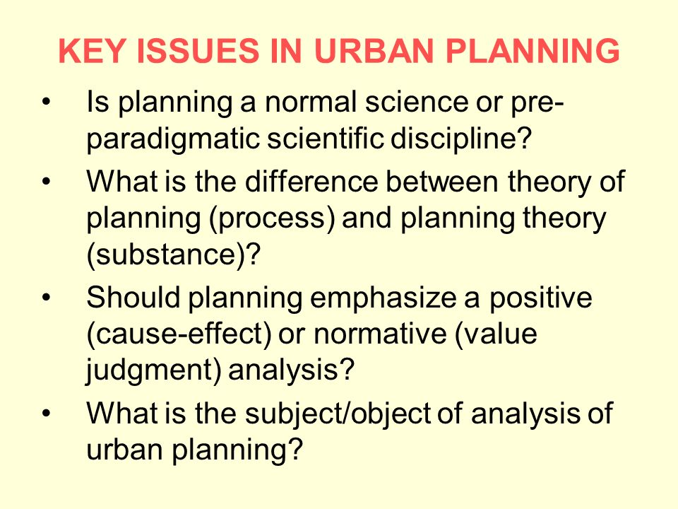introduction to urban planning pdf