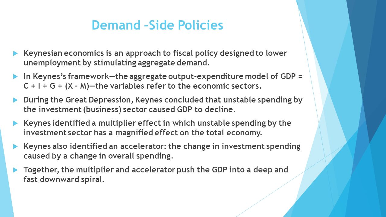keynesian economics and discretionary fiscal policy For fiscal policy in the new economic it is argued that the mainstream has severed the keynesian link between fiscal policy and full discretionary changes.