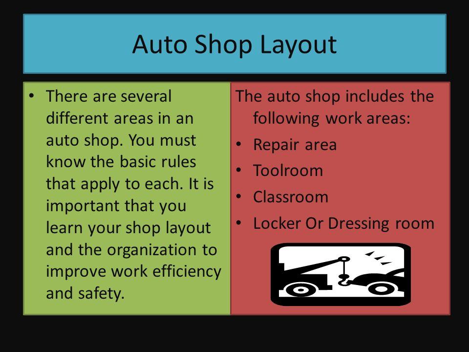 100 Mechanic Shop Layout Best Layout 3 Ways Small