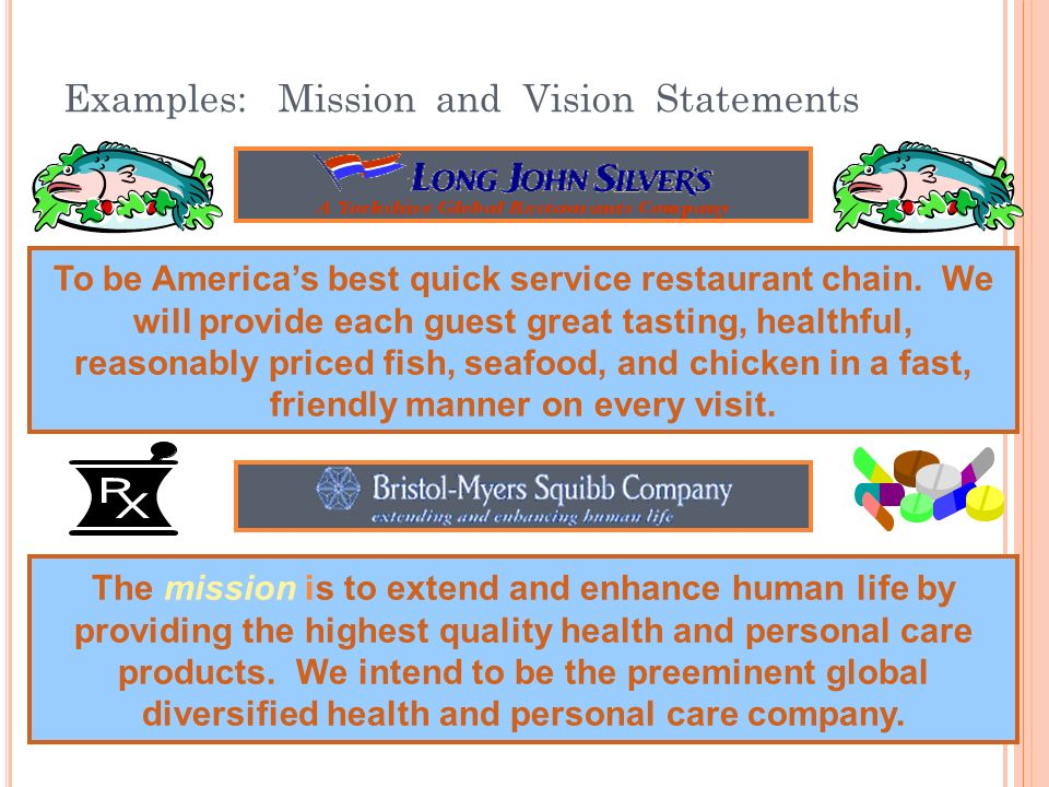 Mission Statement Of Health Care Providers