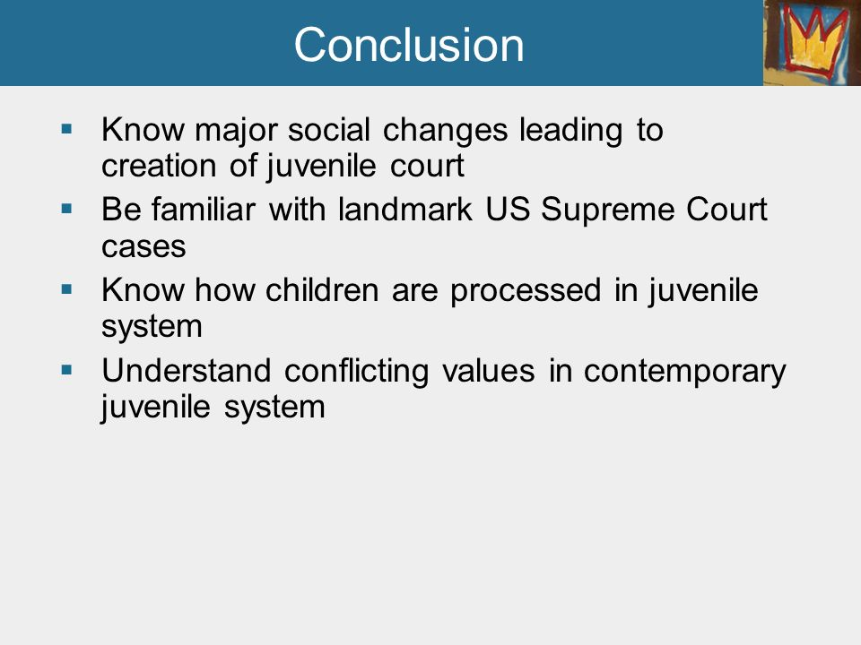 Differencessimilarities between adult and juvenile courts
