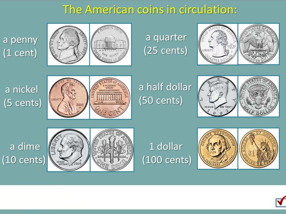 american money coins