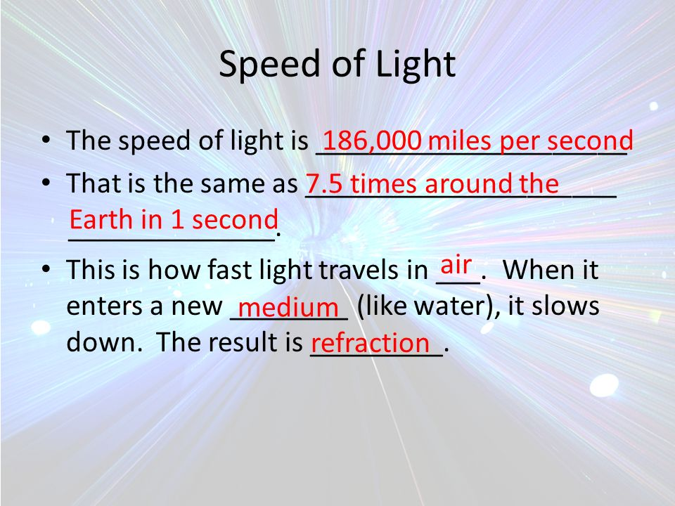 What Is Light Ppt Video Online Download
