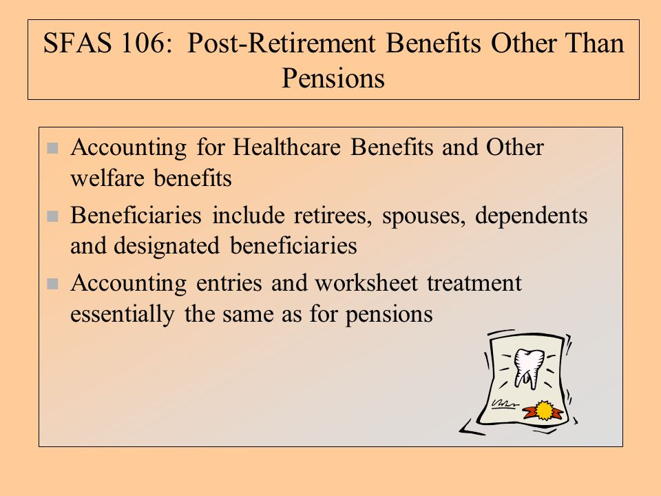 pensions and other postretirement benefits essay