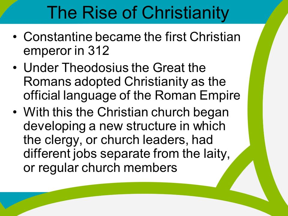 rise of the early church In fact, there is no record of a church building for the first two hundred years1 no, the early church was a community of people, a group of disciples sharing a common life together, who gathered every morning and evening in a circle, as in mark 3:34.