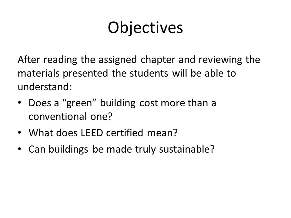 Sustainable Building and Housing - ppt download