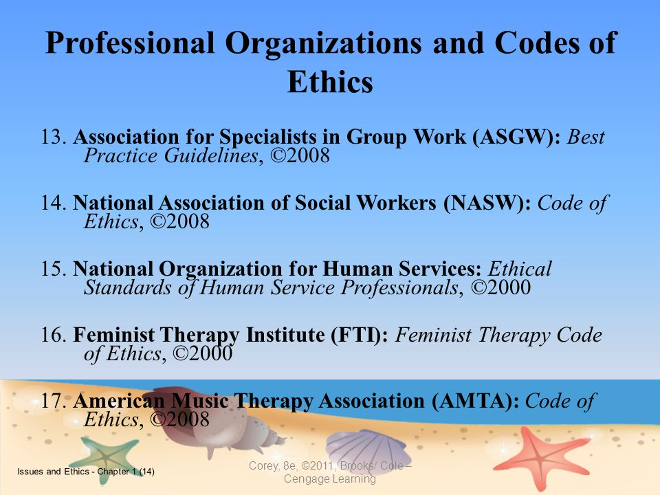 professional ethics statement ethical foundations It is a succinct statement of the ethical values, obligations, duties, and professional ideals of nurses individually and collectively it is the profession's nonnegotiable ethical standard.
