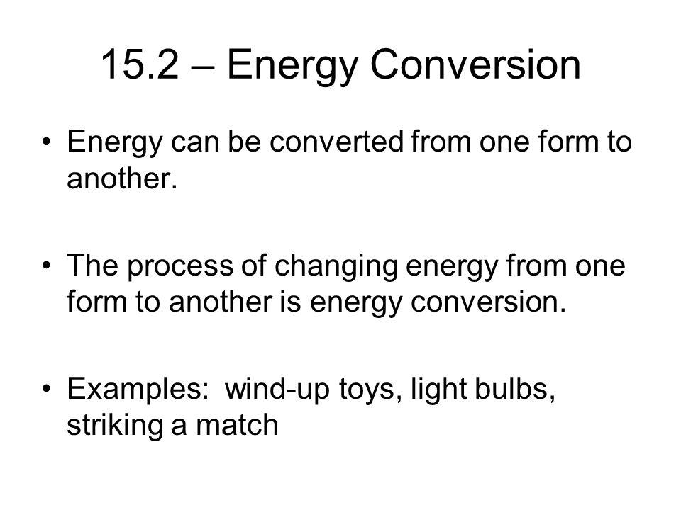 Energy Chapter ppt download