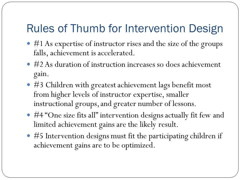 Small group intervention frameworks ppt download