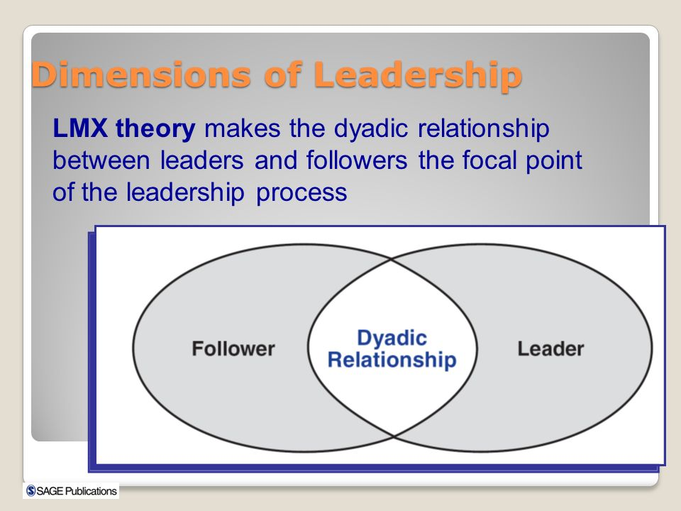 leader and member relationship building