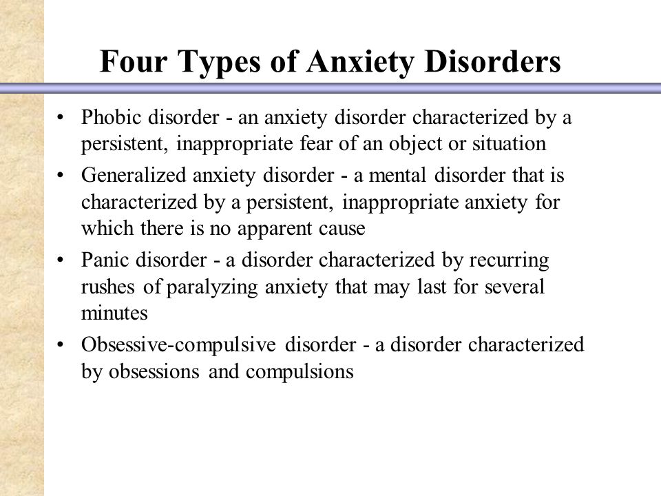 phobic disorders Phobic anxiety and panic anxiety: how do they differ all cases of the phobic disorders among those in favor of viewing phobic anxiety and panic anxiety.