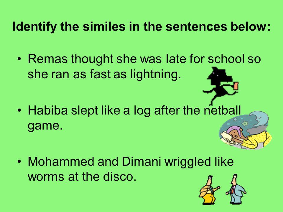 Similes Sentences Essay Help Pmessayvfzbeteria