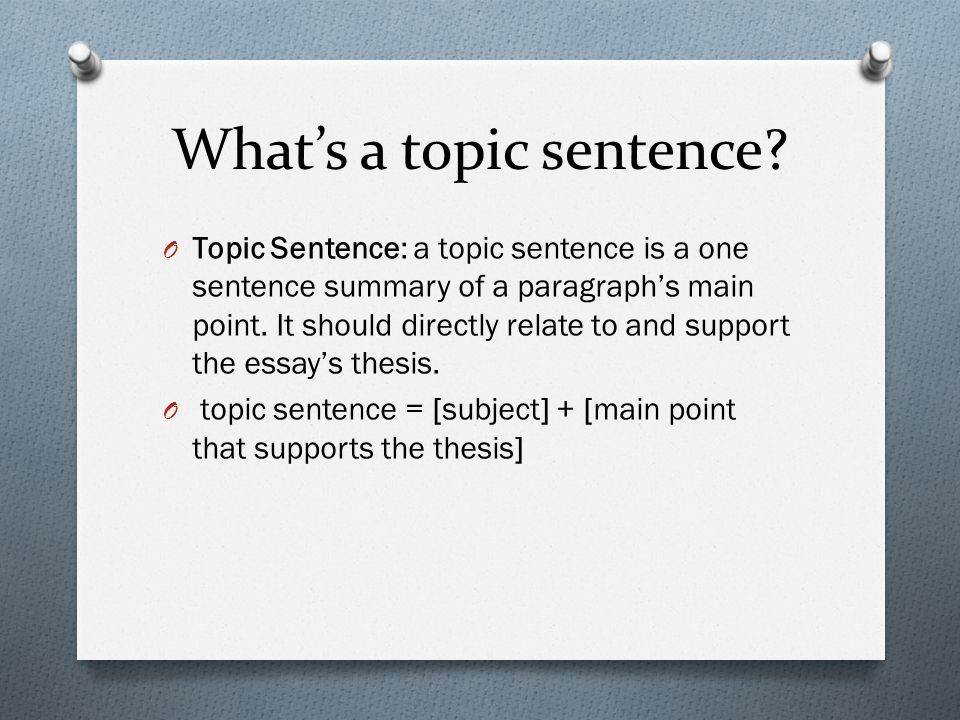 more than one sentence thesis Will require an -es for the plural: more than one witch = witches more than one thesis = theses more than one crisis = crises (in this sentence.