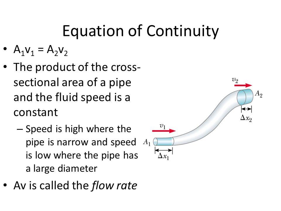 Physics Chapter 8 Fluid Mechanics Ppt Video Online Download
