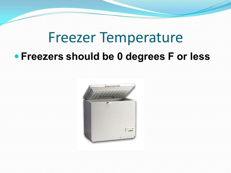 Thermometers ppt video online download - Temperature frigo 10 degres ...