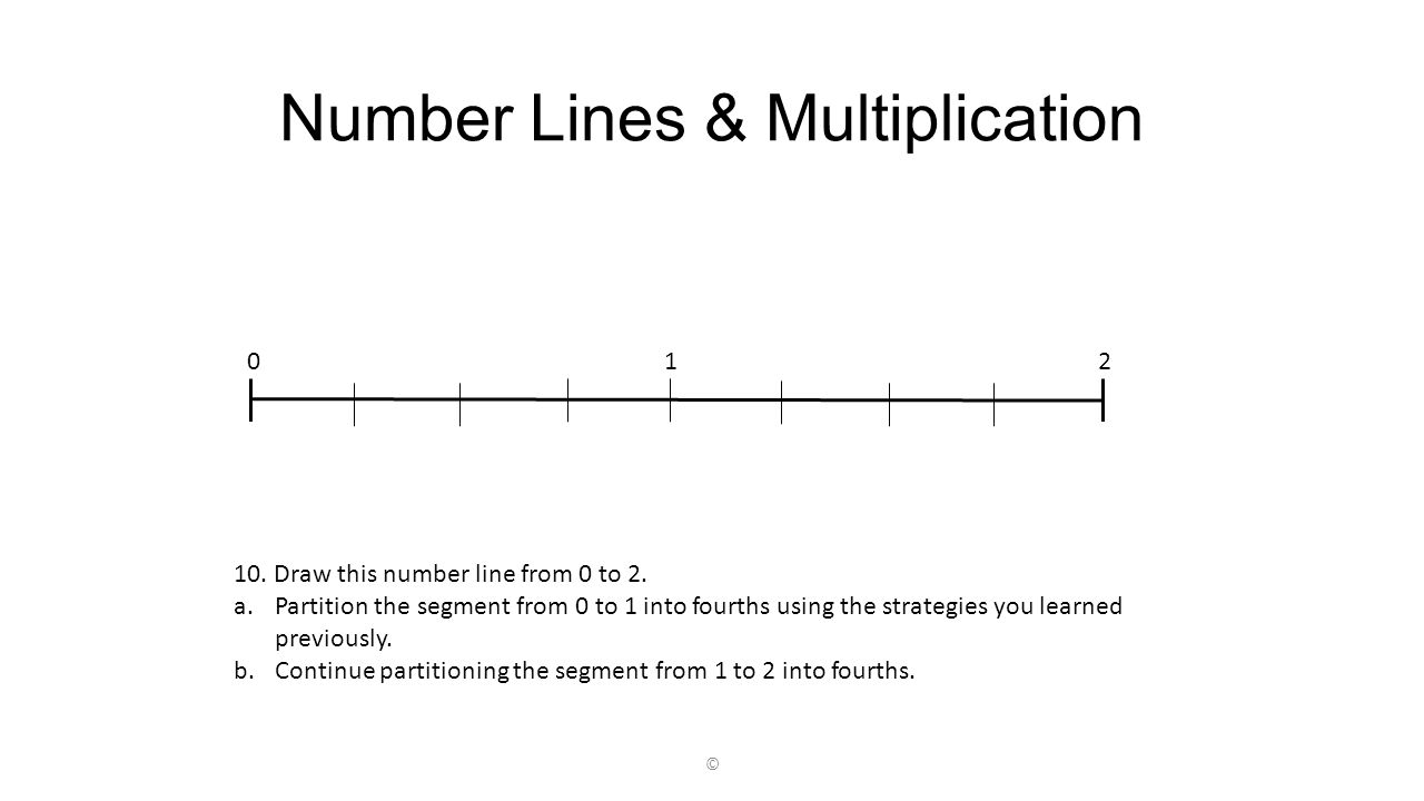 Drawing Lines Multiplication : Multiplying with fractions ppt video online download