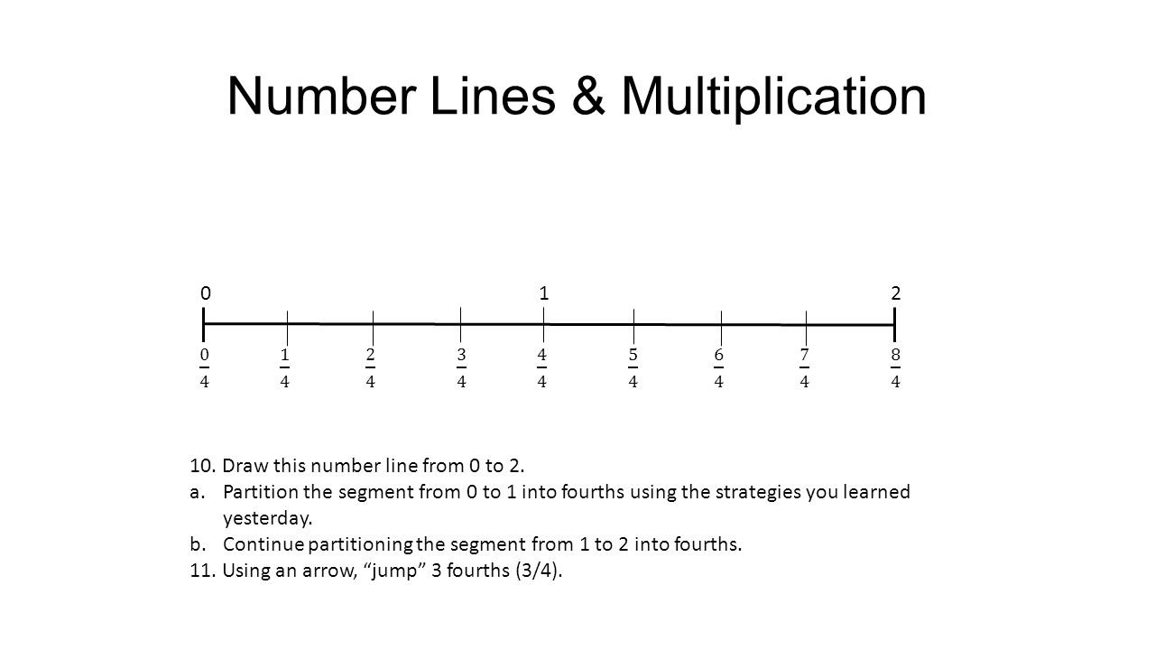 Drawing Lines For Multiplication : Multiplying with fractions ppt video online download