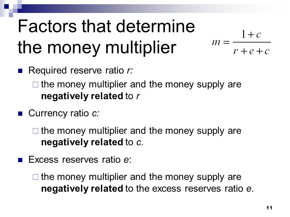macroeconomic cash reserve ratio Macroeconomics the cash-deposit ratio for a bank is equal to (total cash)/(total  deposits) the bank must maintain liquidity to operate and will hold an amount of  cash to service net withdrawals from customer activities such as drawing from.