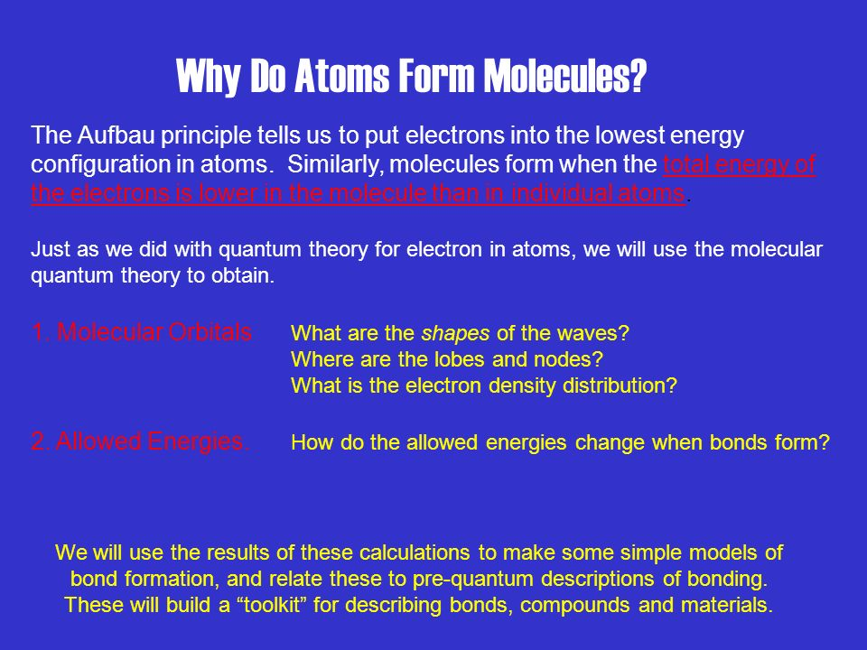 Molecular Orbital Theory - ppt download
