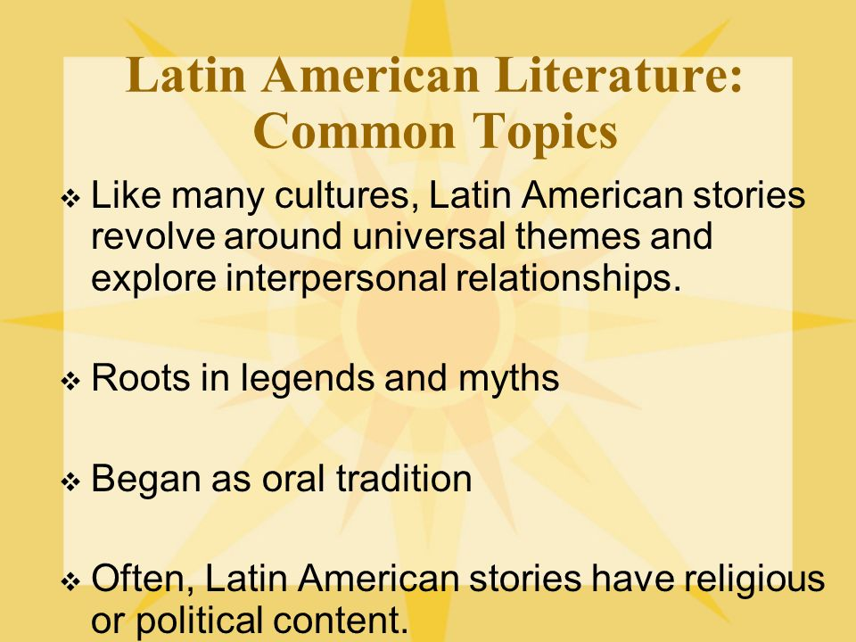 Essays of american literature