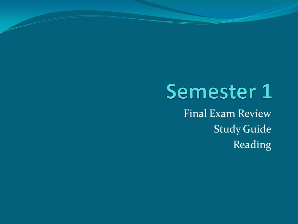 it320 final exam study guide View test prep - hit120_final_exam_study_guidev2 from hit 120 at devry chicago hit120 final exam study guide you may want to print this guide 1 the final exam is open book and open.