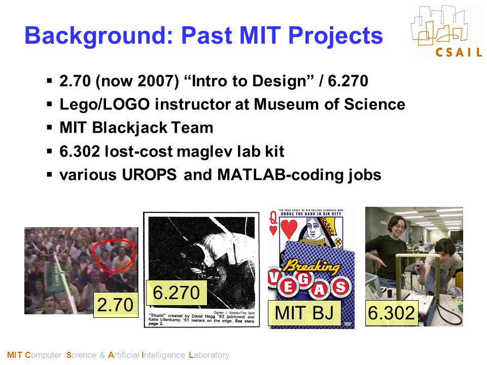 mit thesis Graduate study in mechanical engineering at mit 2017 – 2018 edition • must submit a completed thesis by a due date set by mit, typically no later than.