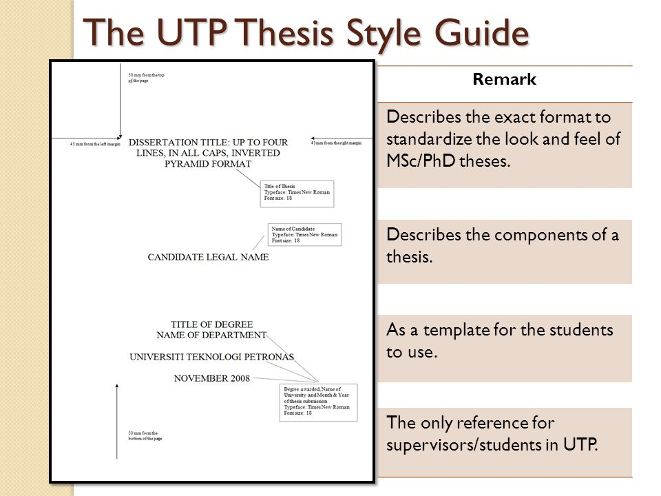 some guidelines and tips for thesis Get some advice on how to write a great thesis statement use the following guidelines and examples from our research paper and essay editing staff to help you narrow your focus and write an excellent thesis statement.