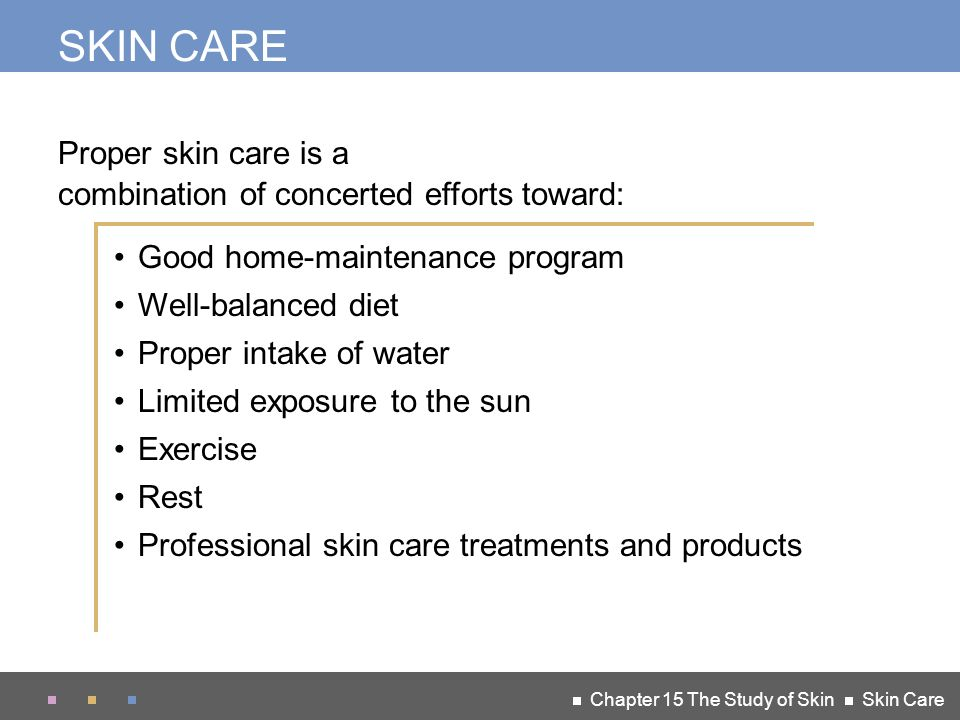 Skin Care Training Programs and Requirements - Study.com