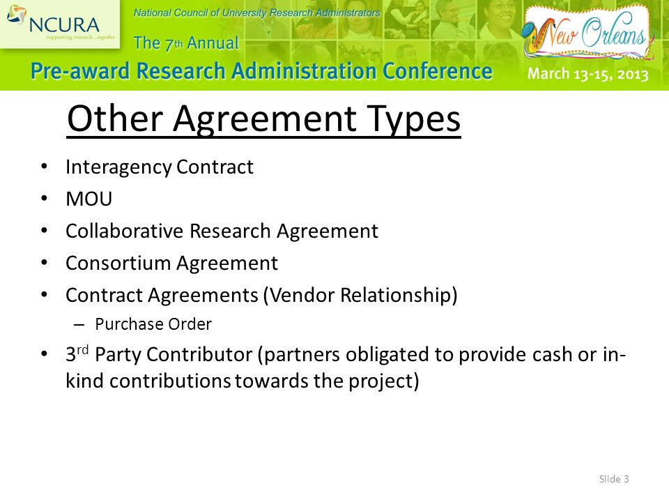 consortium agreement format