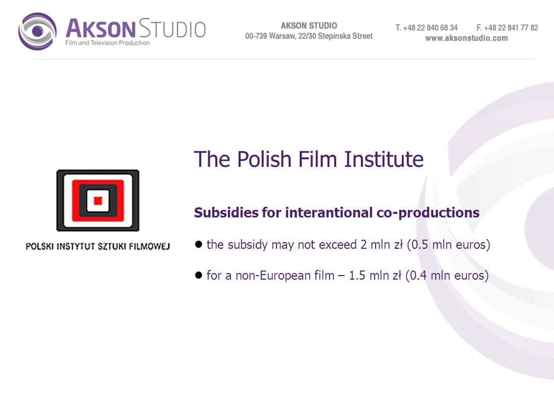 The Polish Film Institute