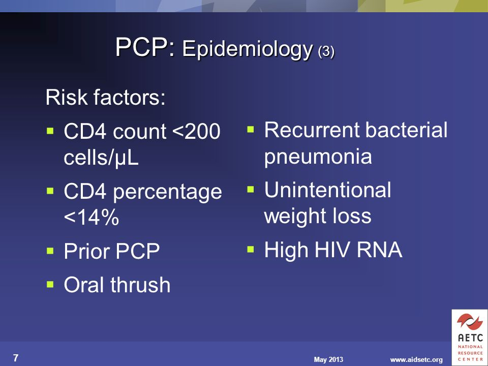 how to keep cd4 count high