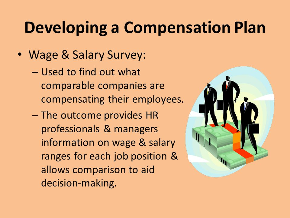developing compensation strategy This offers an opportunity for family business to develop a compensation strategy  that provides clear guidelines on paying its employees resulting in a much.