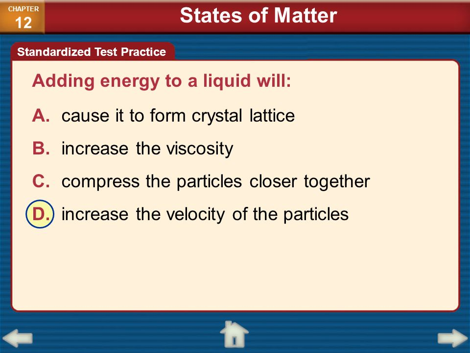 CHEMISTRY Matter and Change - ppt video online download