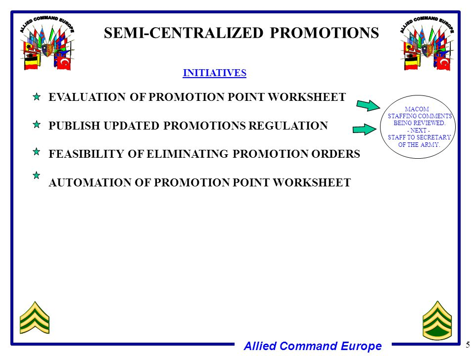 SEMI-CENTRALIZED AND CENTRALIZED PROMOTIONS - ppt video online download