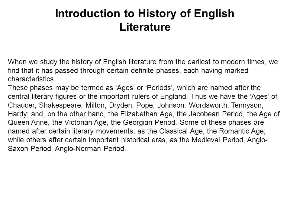 an introduction to the history of the enlightenment period in england 1 introduction approach and rationale the enlightenment is one of over 60 national center for history in the schools teaching units that are the fruit of collaborations between history professors and.