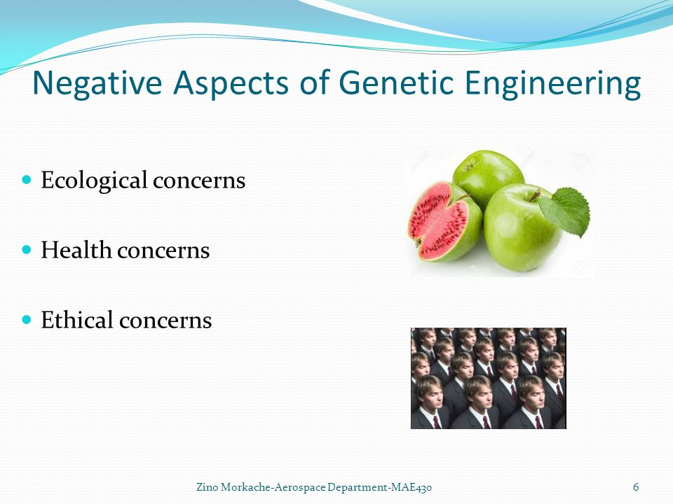 Genetics and Ethics