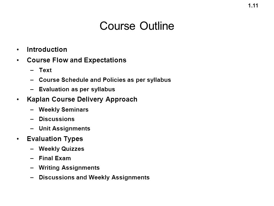 accounting for non accounting majors ac unit one seminar ppt  2 course