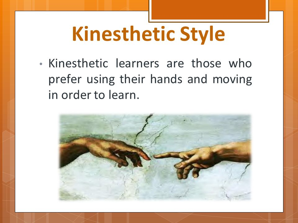 How to Spot Visual, Auditory, and Kinesthetic-Learning ...
