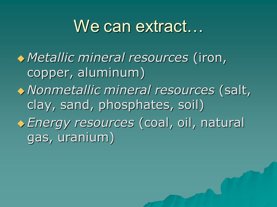 Can Oil And Natural Gas Be Classified As Minerals