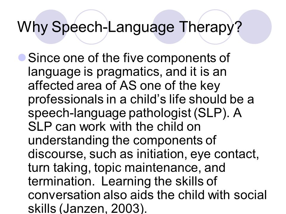 why become a speech pathologist essay