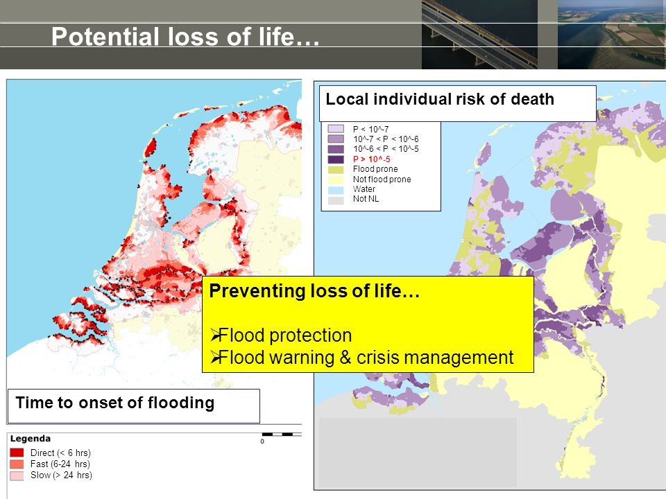 Flood Risk Flood Prevention And Flood Insurance In The