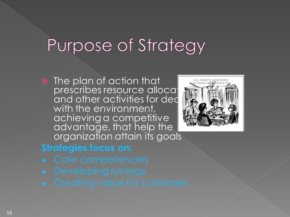 the purpose and goals of a business corporation The sole purpose of corporations the purpose of a corporation is to maximise shareholder there is no cynicism in understanding what the goals of a thing are.