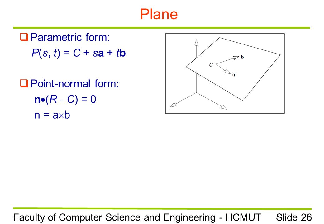Geometric objects and transformations - ppt video online download