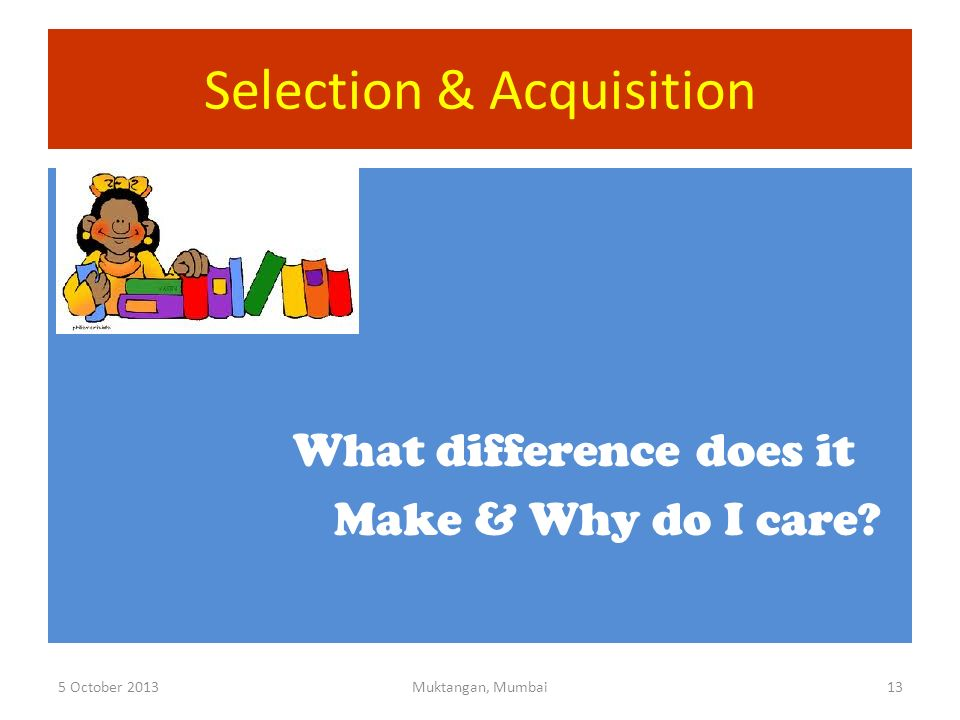 selection and acquisition of library materials pdf