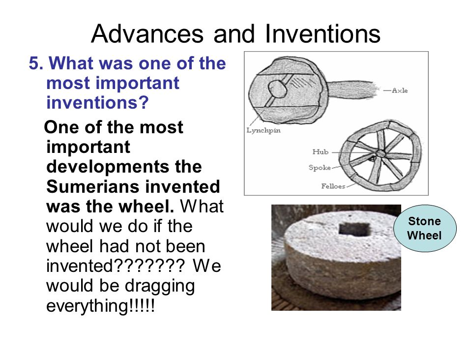 Chapter 3 Section 3 Sumerian Achievements - ppt download
