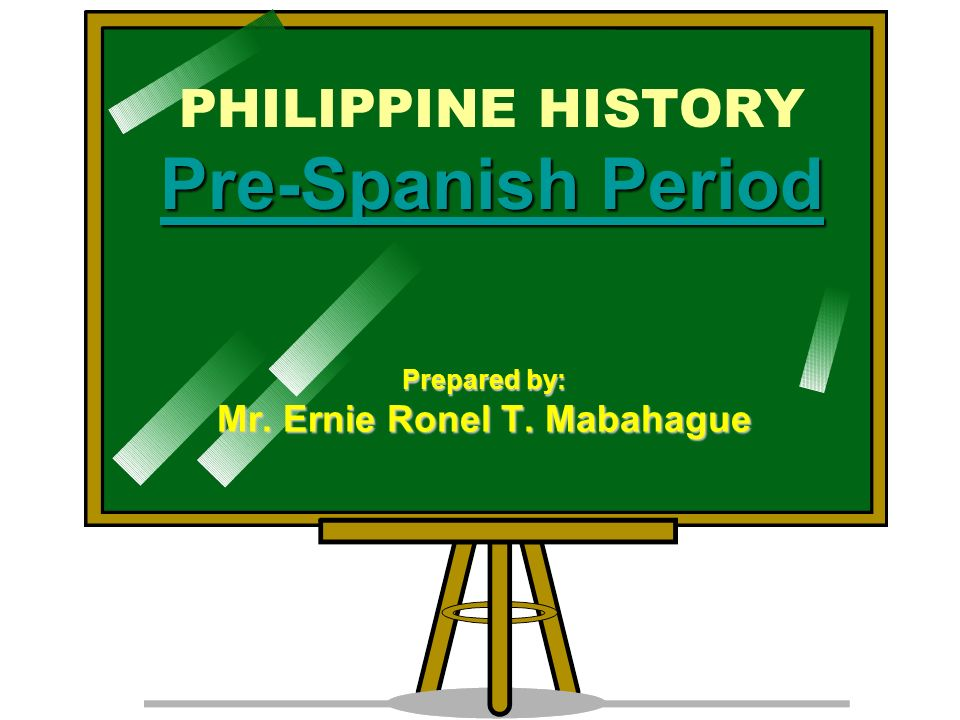 riddles in the pre spanish period Free essay: the pre-spanish period historical background long before the spaniards and other foreigners landed or set foot on philippine shores, our.